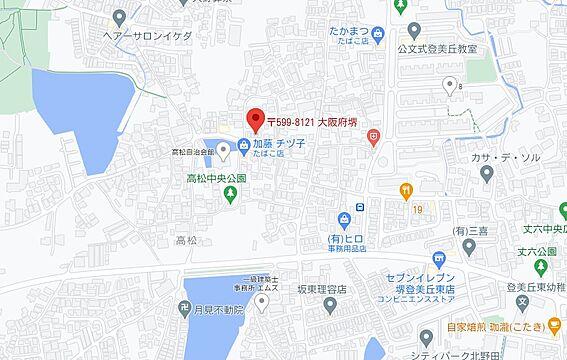 店舗・事務所・その他-堺市東区高松 その他
