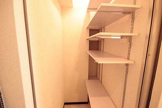マンション(建物一部)-港区芝浦4丁目 収納