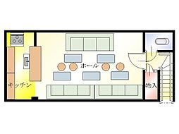 総武線 新小岩駅 徒歩15分