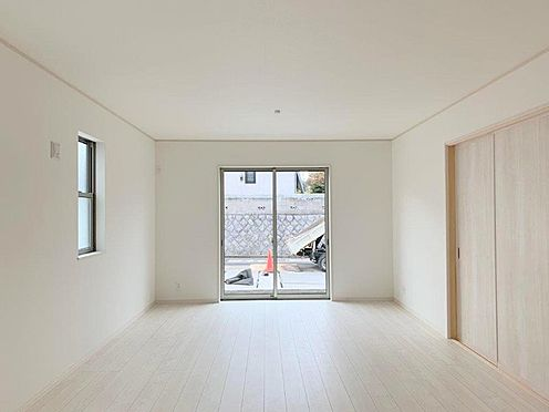 新築一戸建て-多摩市桜ヶ丘3丁目 1号棟リビング