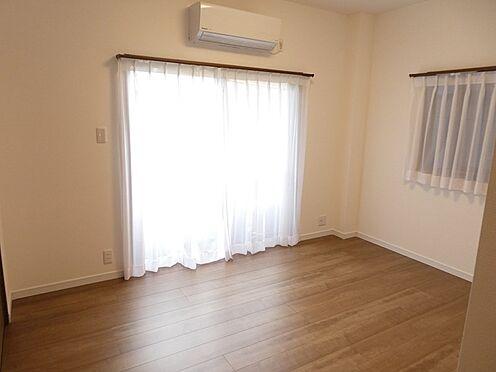 中古一戸建て-中央区佃1丁目 約6帖洋室、エアコン1台付き