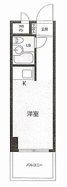 マンション(建物一部)-神戸市兵庫区新開地1丁目 間取り