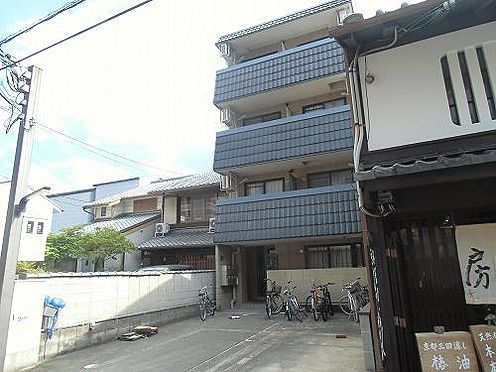 マンション(建物全部)-京都市上京区横大宮町 外観