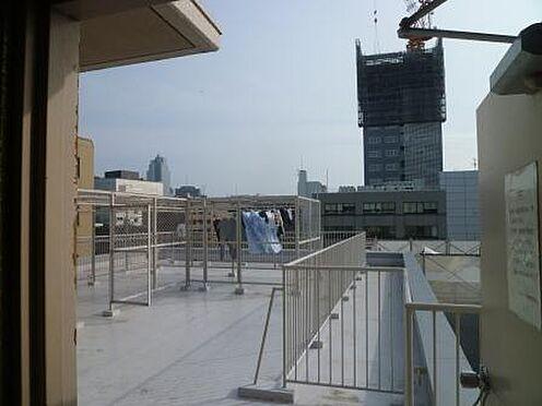 事務所(建物一部)-中央区新川2丁目 屋上