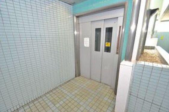 マンション(建物一部)-神戸市長田区大橋町3丁目 綺麗なエレベーター
