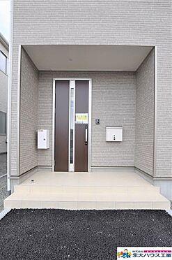 新築一戸建て-石巻市向陽町3丁目 玄関