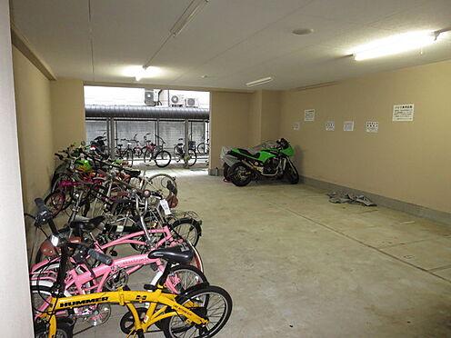マンション(建物一部)-大阪市中央区島之内1丁目 駐輪スペースは屋内にあります