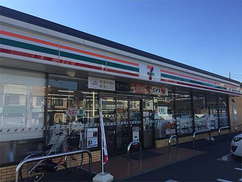 中古マンション-東松山市新宿町 セブンイレブン東松山箭弓町店(2114m)