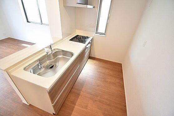 新築一戸建て-葛飾区東四つ木2丁目 キッチン
