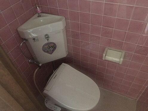 中古一戸建て-門真市脇田町 トイレ
