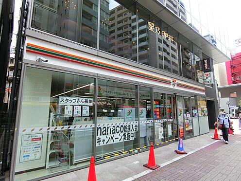 中古マンション-練馬区練馬1丁目 セブンイレブン練馬西口店(徒歩1分 50m)