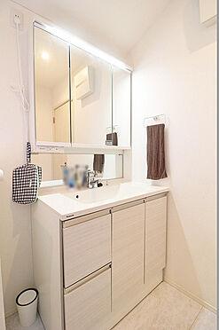 中古一戸建て-多摩市和田 シャワー機能付き洗面台♪