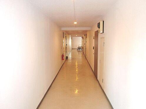 マンション(建物一部)-文京区大塚5丁目 廊下です。