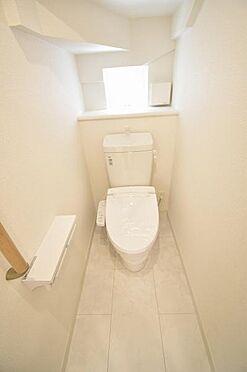新築一戸建て-仙台市青葉区西勝山 トイレ