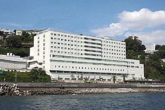 中古マンション-熱海市春日町 病院:国際医療福祉大学熱海病院まで約350m。熱海でも大きな病院の一つです。