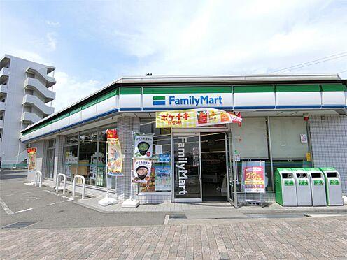 区分マンション-横浜市神奈川区橋本町2丁目 ファミリーマート横浜コットンハーバー店(327m)