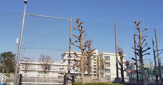 マンション(建物一部)-横浜市鶴見区市場富士見町 横浜市立平安小学校
