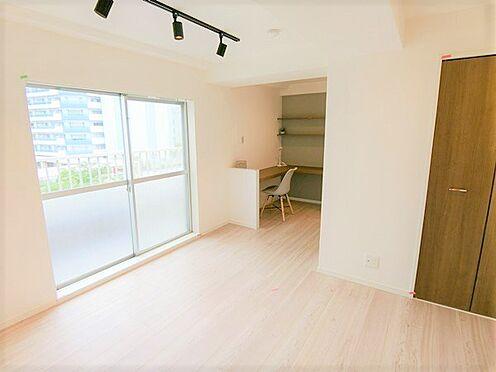中古マンション-横浜市神奈川区栄町 ☆寝室とDENスペースを上手くデザインしたお部屋です☆テレワークとしても利用可能なスペースです☆
