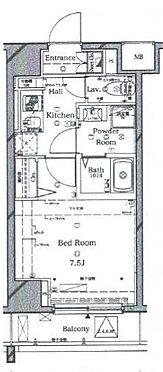 マンション(建物一部)-台東区千束3丁目 リンクスアヴェニール・ライズプランニング