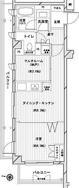 マンション(建物一部)-世田谷区赤堤3丁目 間取り