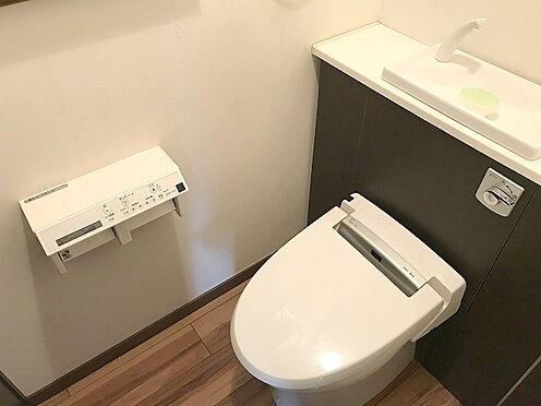中古一戸建て-神戸市垂水区霞ケ丘3丁目 トイレ