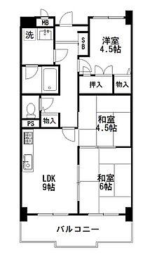 マンション(建物一部)-京都市南区久世大薮町 2014年リフォーム履歴あり