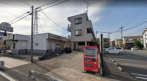 マンション(建物全部)-草加市清門1丁目 隣地、くら寿司、セブンイレブン