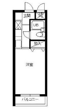 マンション(建物一部)-川崎市高津区向ケ丘 間取り