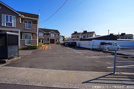 アパート-高松市田村町 駐車場