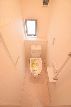 新築一戸建て-仙台市宮城野区白鳥2丁目 トイレ