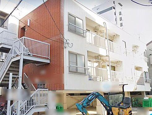 アパート-江東区亀戸4丁目 外観