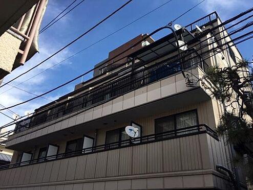 マンション(建物全部)-新宿区西早稲田2丁目 外観