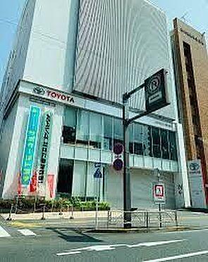 中古マンション-台東区竜泉2丁目 トヨタモビリティ東京台東店 徒歩3分。 240m