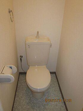 マンション(建物全部)-浜松市南区三島町 トイレ