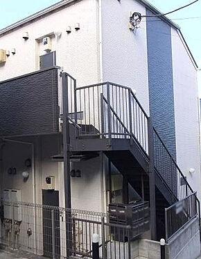 アパート-横浜市港南区最戸2丁目 外観