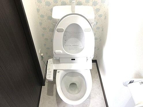 アパート-和歌山市紀三井寺 トイレ