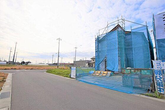 新築一戸建て-石巻市築山4丁目 外観