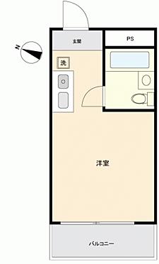 マンション(建物一部)-横浜市磯子区洋光台2丁目 間取り