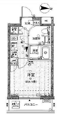マンション(建物一部)-大田区池上6丁目 プレールドゥーク池上・ライズプランニング