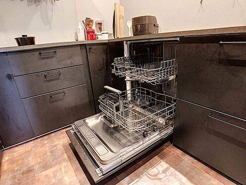 中古一戸建て-名古屋市緑区鏡田 キッチンには大型食洗器付き!