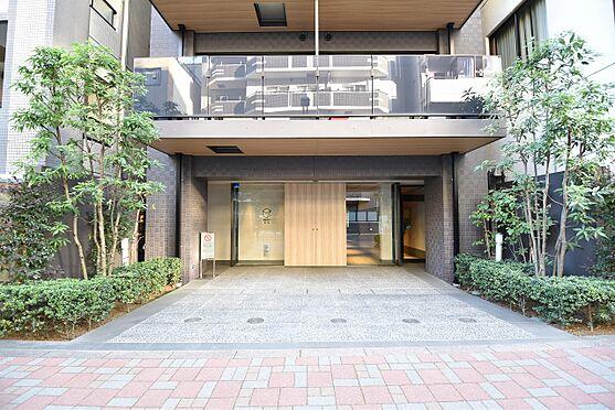 中古マンション-墨田区両国2丁目 エントランスアプローチ