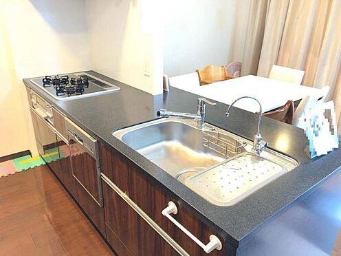 中古マンション-名古屋市中区松原2丁目 奥様に人気!生ごみを処理できるディスポーザー付キッチン!食洗機・浄水器も付いてます。