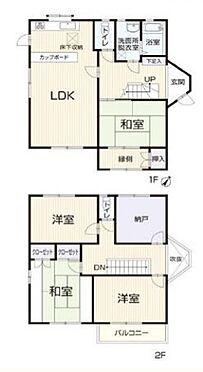 中古一戸建て-豊田市深見町鳥目 和室が二部屋ございます♪