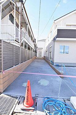 新築一戸建て-仙台市宮城野区平成2丁目 玄関