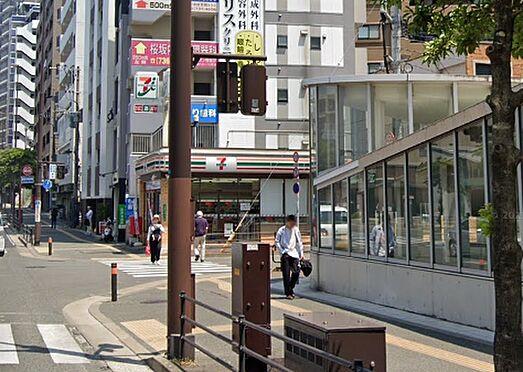 マンション(建物一部)-福岡市中央区桜坂3丁目 コンビニ60M