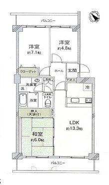 マンション(建物一部)-神戸市西区伊川谷町有瀬 快適な暮らしをかなえるファミリー向けの間取り