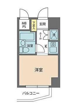 マンション(建物一部)-大阪市浪速区下寺2丁目 間取り