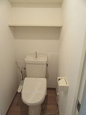 マンション(建物全部)-世田谷区下馬3丁目 トイレ