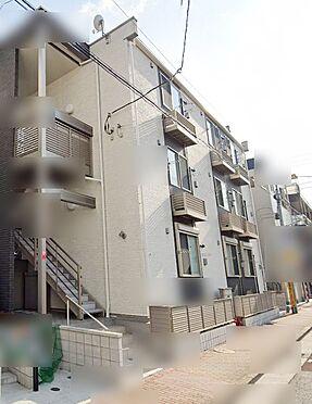 アパート-大田区下丸子4丁目 外観