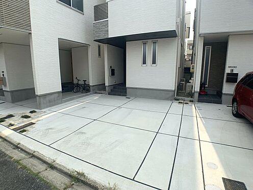 中古一戸建て-名古屋市西区栄生3丁目 並列駐車2台可能!